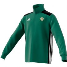 Belfast Celtic Cubs Adidas Regista 18 Polyester Jacket Bold Green/Black Youth 2019